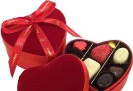 Leonidas Fluwelen hart (12 bonbons)
