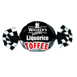Walkers Liquorize Toffee (200 gram)