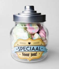 Snoeppot - speciaal voor jou