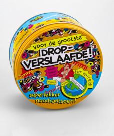 Snoeptrommel - dropverslaafde