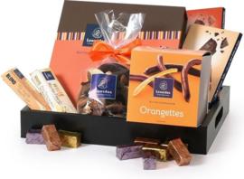 Luxe Cadeaupakket Oranje