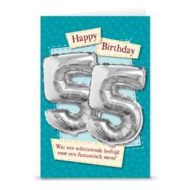 Kaart - 55 jaar