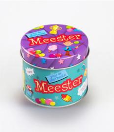 Snoepblikje - Meester
