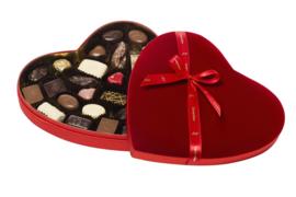 Leonidas Fluwelen hart (15 bonbons)