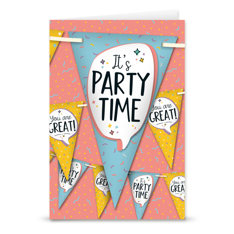 Kaart - It's party time