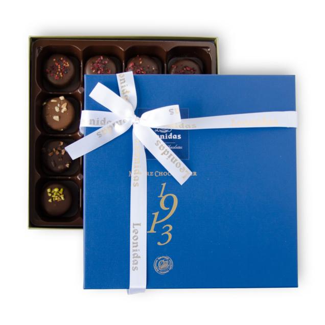 Leonidas Giftbox Blauw (16 bonbons)