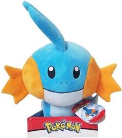 Pokémon - 30 cm knuffel - Mudkip