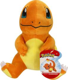 Pokémon - 20 cm knuffel - Charmander