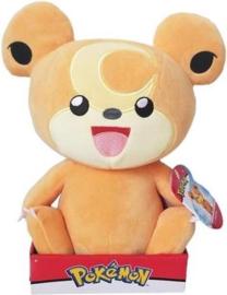 Pokémon - 30 cm knuffel - Teddiursa
