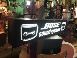 Verkocht 😜Lichtbak BOSE soundsystem lamp mancave