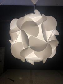 Designlamp kunstof indrukwekkend 60 cm bol