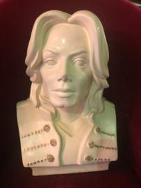 Verkocht 😜  Michael Jackson buste