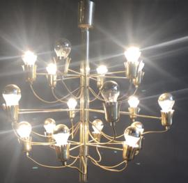 Grote Brass Regency vintage designlamp