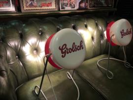Vintage Grolsch lamp incl verz
