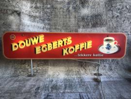 Douwe Egberts Lichtbak jaren 70