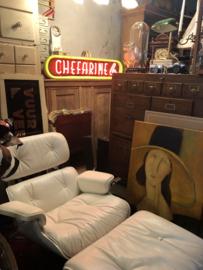 Verkocht 😜 Chefarine4 oude neonverlichting