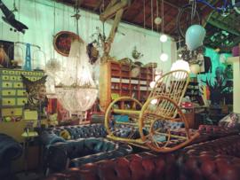 Rohé schommelstoel vintage design