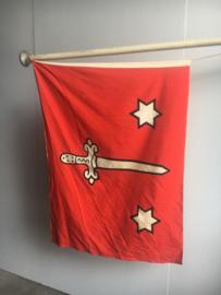 Haarlemse antieke vlag incl Verz.Ned