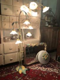 Verkocht 😜 Sergio Terzani verlichting en spiegel