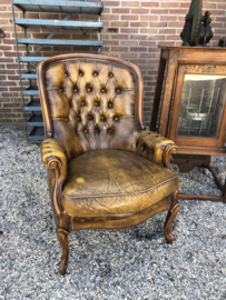 Chesterfield stoel