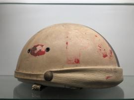 Oude helm Incl.verz.