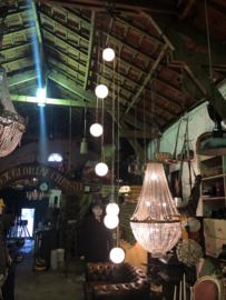 Vintage halverlichting 4,5 meter lang  Aro Leuchten
