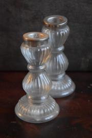 Kandelaar - glas