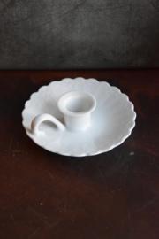 Witte Blaker - porselein