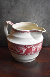 Victoria Kan van Societe Ceramique Maastricht - rood