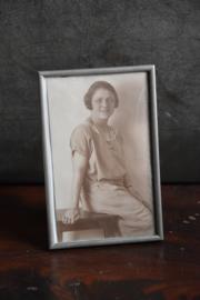 Oud Fotolijstje - met oude foto