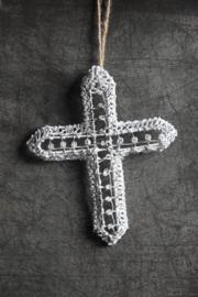 Brocante Kruisje - ijzer