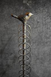 Kaartenhouder - vogel