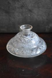 Antiek Vaasje - glas