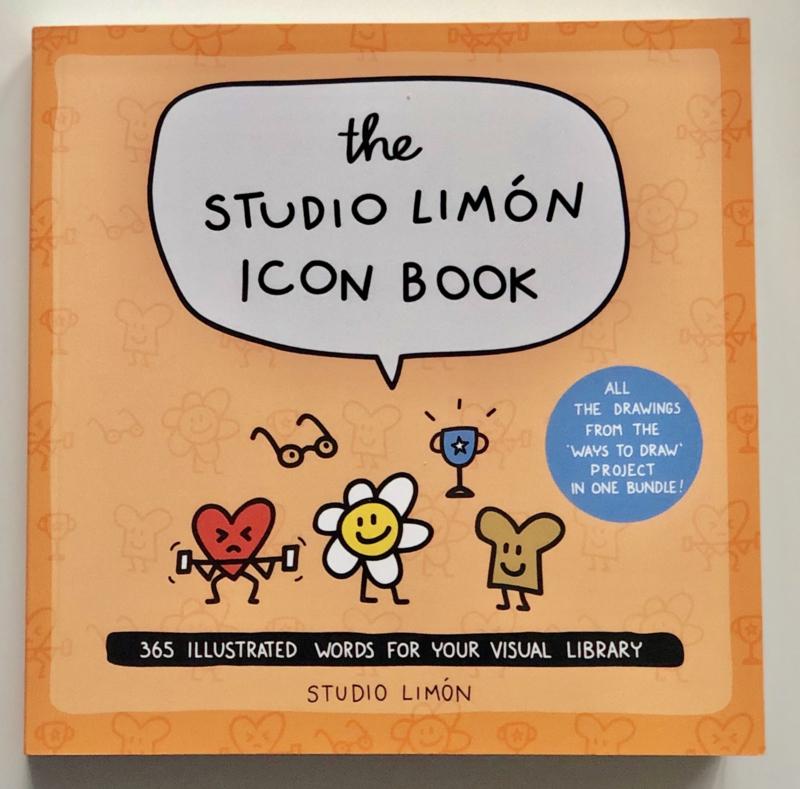 THE STUDIO LIMÓN ICON BOOK