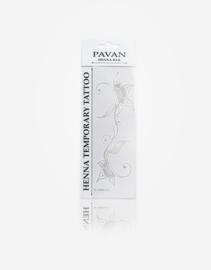 Pavan Henna | Temporary Tattoo | Jaipur Joy Silver 04