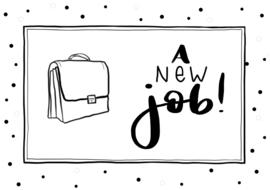 A new job