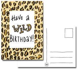 Have a wild birthday!