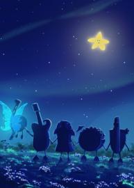 Pre-Order ons nieuwe kinderboek: Verhalen uit Muziekland