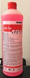 Into top sanitair reiniger van Ecolab