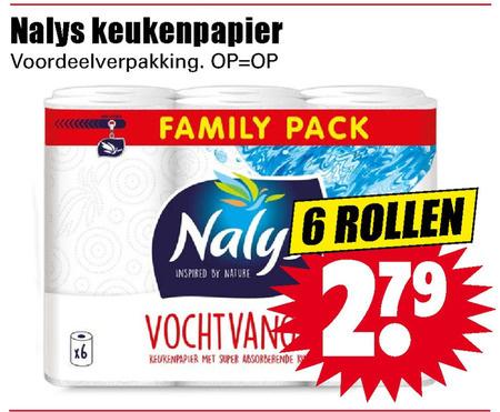 Nalys vocht vangers family pack