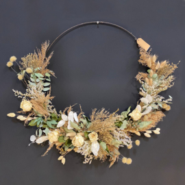 Dried Flower Wreath XXL