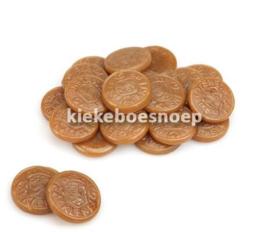 Venco Salmiak riksen (250 gram)