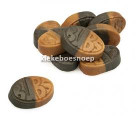 Bubs Mini Toffee / Salty Ovals  (250 gram)