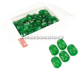 Joris groene briketten  (per 250 gram)