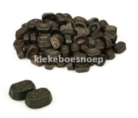 Venco Briketten dubbelzout (250 gram)