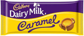 Cadbury Diary Milk caramel 120 gram