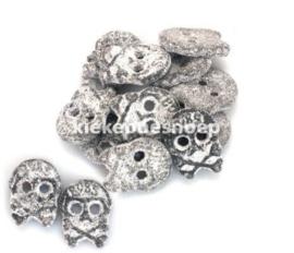 Bubs Zoute skull (20 stuks)