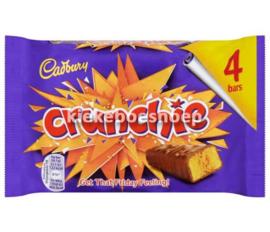 Cadbury Crunchie 4-pack 104,4 gr.