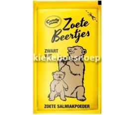 Zoete Beertjes Zwart-Wit (per stuk)
