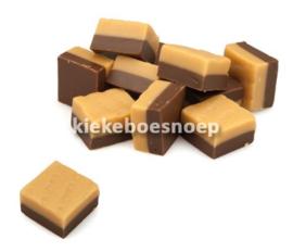 Lonka duo fudge vanille choco (250 gram)